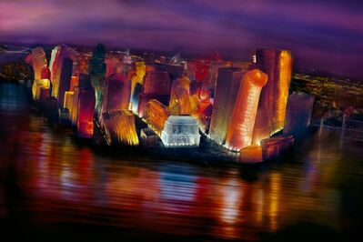 Liz Hickok, 'Lower Manhattan,Jelly NYC', 2011