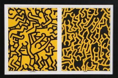 Keith Haring, 'Playboy ', 1990