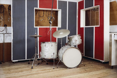 Christian Patterson, 'Motown Drums', 2006
