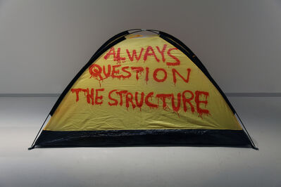 Thierry Geoffroy /COLONEL, 'ALWAYS QUESTION THE STRUCTURE', 2015