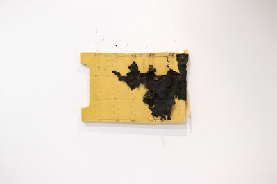 Bat-Ami Rivlin, 'Untitled (sofa foam) 01', 2018