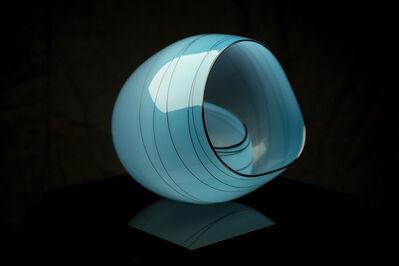 Dale Chihuly, 'Blue Sky Basket Set', 2004