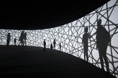 Olafur Eliasson, 'Map For Unthought Thoughts', 2014