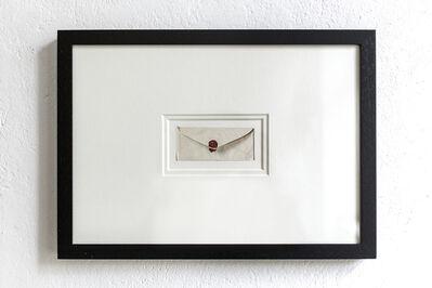 Martina della Valle, 'Liebes Brief #1', 2016