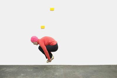 Nina Rike Springer, 'Springschnurspringer', 2016