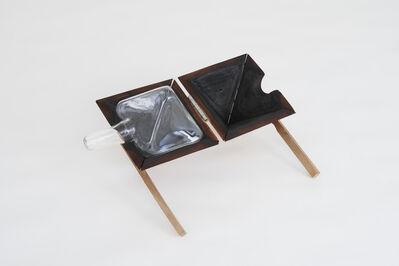 Nicoleta Auersperg, 'Geometrischer Körper (Oktaeder)', 2020