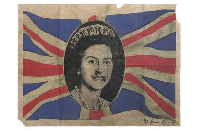 Jamie Reid, 'Dirty Fake Old Queen', 2015