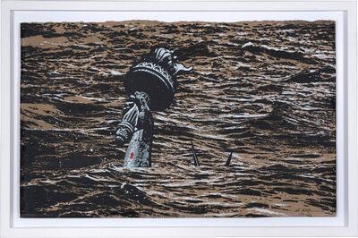 Jef Aérosol, 'La liberté sait-elle nager ? ', 2016