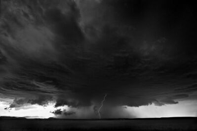 Mitch Dobrowner, 'Wall Cloud'