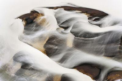Daniel Beltrá, 'Iceland Thjorsa River (#6)', 2014