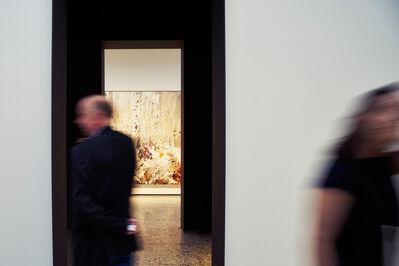 Adrian Ghenie, 'Darwin's Room (Installation view)', 2015
