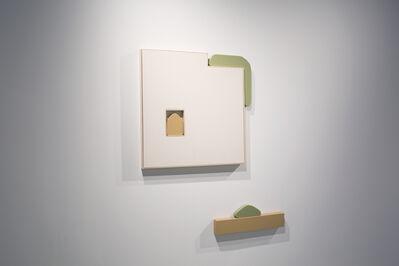 "Robert Taite, '30.5"" x 29.5""-5.5"" x 7"", 4"" x 11""', 2014"