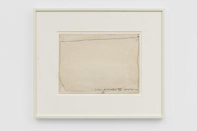 Bob Law, 'Landscape XIII 10.1.60', 1960