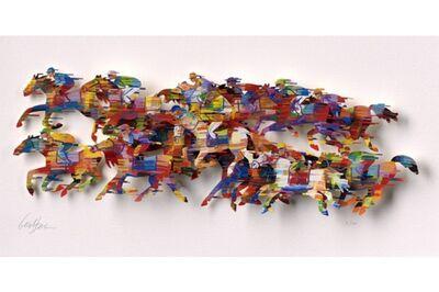 David Gerstein, 'Hippodrome - Paper Cut', 2007