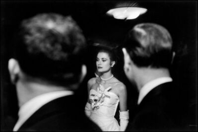 Elliott Erwitt, 'New York City,USA. The engagement party of Grace KELLY and Prince RAINIER of Monaco at the Waldorf-Astoria hotel. ', 1956
