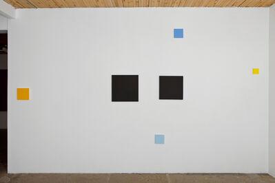 Claude Tousignant, 'Composition murale #3', 2010