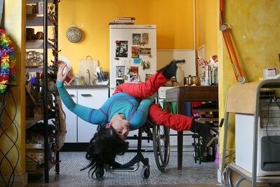 Denis Darzacq, 'Lila Derridj, Paris, France', 2009