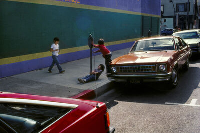 Harry Gruyaert, 'Los Angeles', 1982