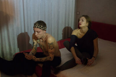 Tobias Zielony, 'Apartament', 2016-2017