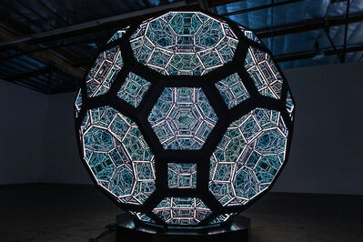 Anthony James, 'Great Rhombicosidodecahedron', 2020