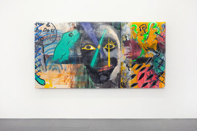 Double Fly Art Center, 'double love & flied currency (Double Fly Art Center 2020-Q-006)', 2020