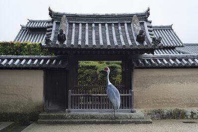 Karen Knorr, 'The Landing, Horyuji Temple, Nara', 2015