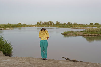 Elina Brotherus, 'Portrait Series (Camargue)', 2016