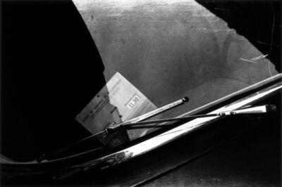 Takuma Nakahira, 'Plate No. C-238', 1971