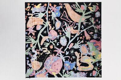 Katie Stout, ' 'Manic Botanic' ', 2017