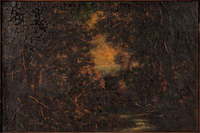Ralph Albert Blakelock, 'Woodland Stream'