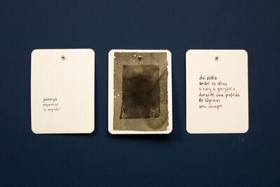 Maíra das Neves, 'TB (Baralho Urgência) - da série Um Lance de Cartas [TB (Urgency Cards) - A Throw of Cards series', 2013
