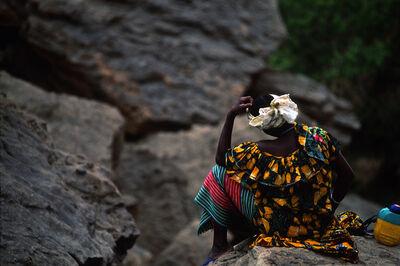 Eduardo Rubio, 'Mali Dogon Woman'