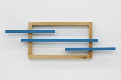 Kishio Suga 菅木志雄, '三界 Tripled Spaces', 2014