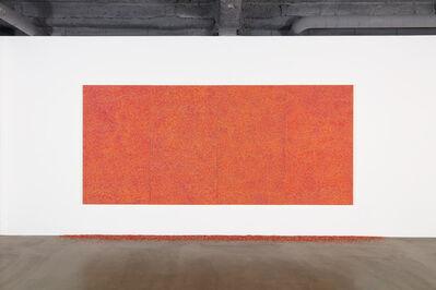 Atsuo Suzuki, 'Carved painting*set of 4 pieces', 2018
