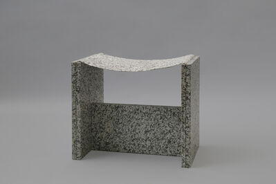 Soft Baroque, 'Granite Sling Bench', 2016