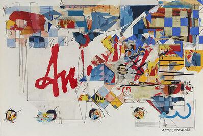 Sam Middleton, 'Adagio', 1988