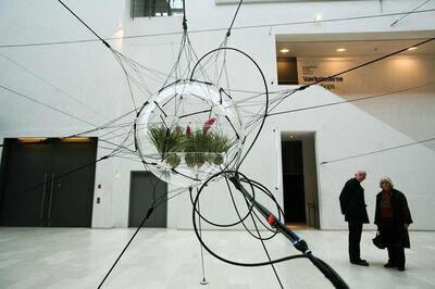 Tomás Saraceno, 'Biosphere 06', 2009