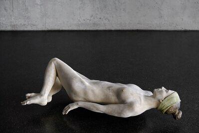Bruno Walpoth, 'Nella neve voglio stare', 2014