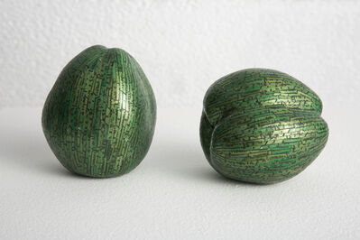 Yang Guang 杨光, 'Two Green Pear  两个青梨', 2013