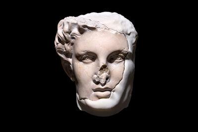 Egor Kraft, 'CAS_08 Hellenistic ruler', 2018