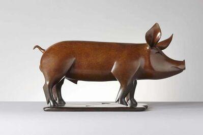 Daniel Daviau, 'Pig', 1995