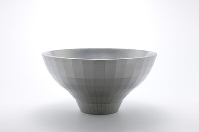 Chung Yongjin, 'Deep Round Bowl with 288 Facets', 2016