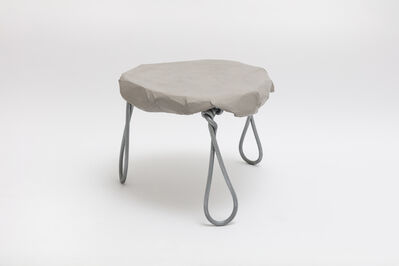 Faye Toogood, 'Maquette 264 / Wire & Card Side Table', 2020