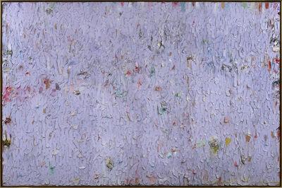 Stanley Boxer, 'Blossomingahofpastsighgone', 1982