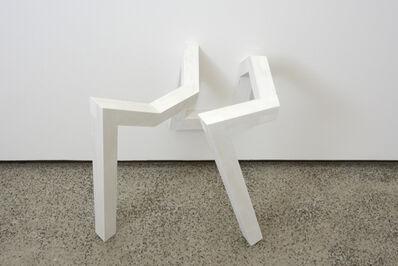 Ursula Sax, 'Double-Bein', 1988-2019