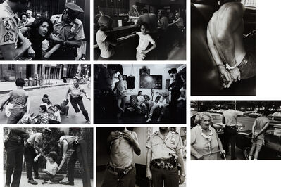 Leonard Freed, 'Selected images from Police Work', 1978