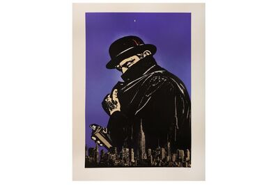 Nick Walker, 'Gotham Vandal', 2014