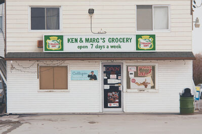 Mike Bayne, 'Ken and Marg's', 2017