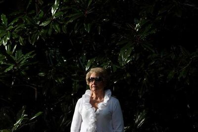 Jody Fausett, 'Magnolia with Sunglasses', 2013