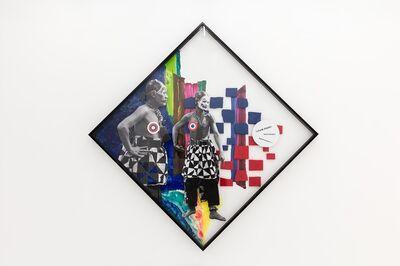 Lothar Hempel, 'Plakat (Future Music)', 2017